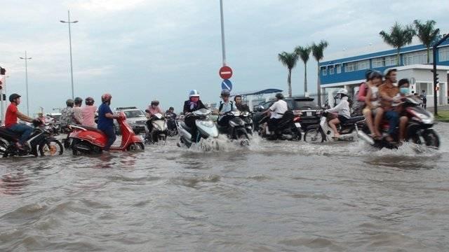 TP Hồ Chí Minh: Thí điểm cảnh báo ngập lụt bằng công nghệ cảm biến