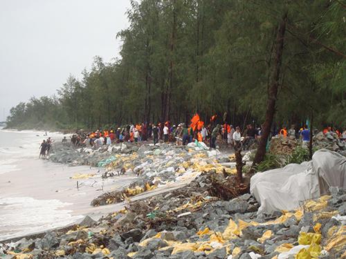 Thừa Thiên Huế: Xã ven biển Hải Dương