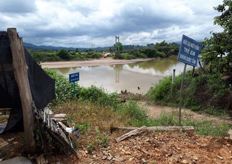 Trạm cảnh báo lũ từ xa góp phần giảm tai nạn đuối nước