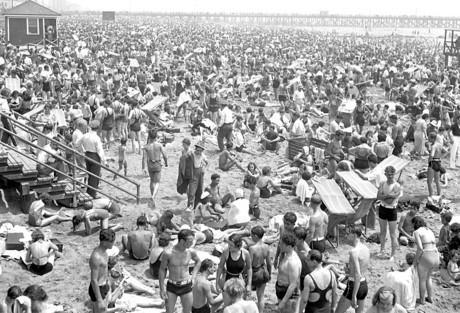 Kinh hoàng những đợt nắng nóng kỷ lục trong lịch sử